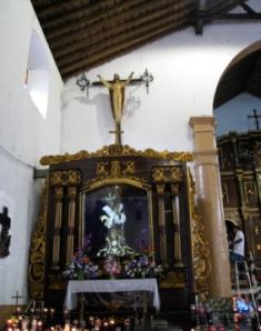 The Black Christ of Iglesia San Felipe de Portobelo. Portobelo, Colón, Panama (2009)