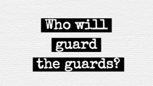 Guard the Guards